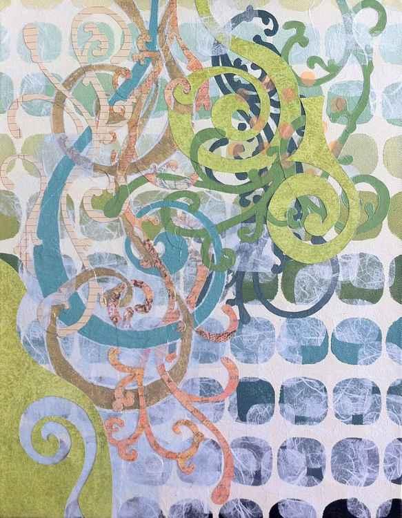 Swirls Around -