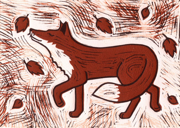 Autumn Fox - Image 0