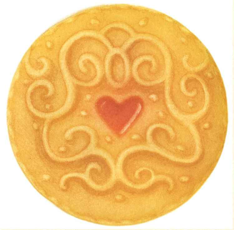 Original Jammy Dodger