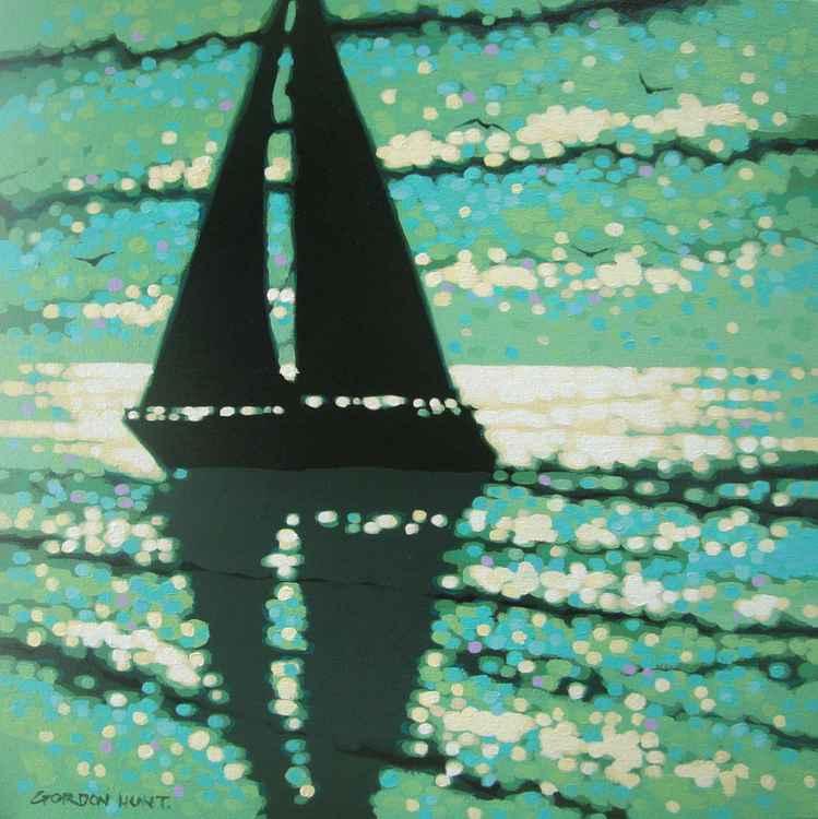 Sailing the sunshine -