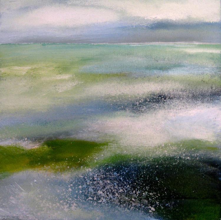 The sea touching the coast 2 - Image 0