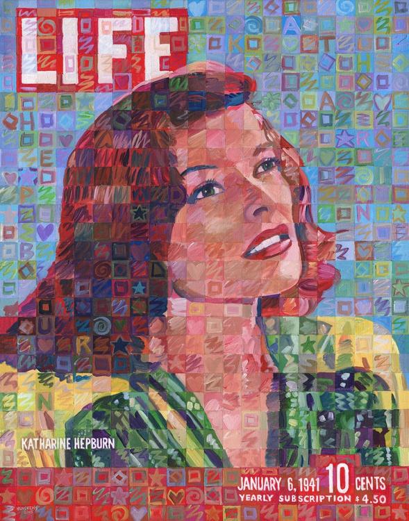 """Katharine Hepburn – January 6, 1941"" - Image 0"