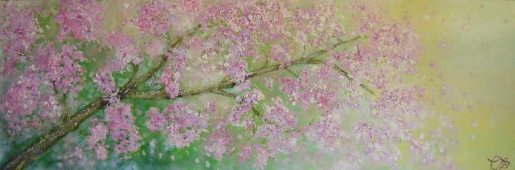 Blossom falling - Image 0