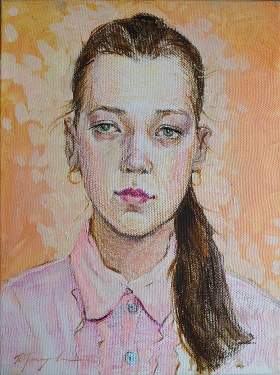 The portrait of Valentina - Image 0