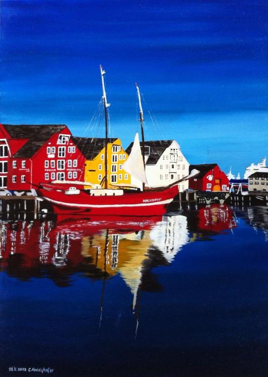 Skandinavian village - Image 0