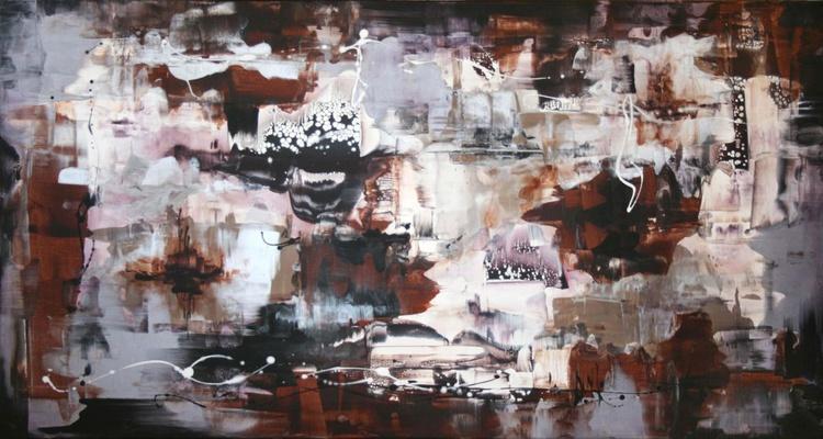 ABSTRACT/ SPANISH SAHARA (LARGE) - Image 0