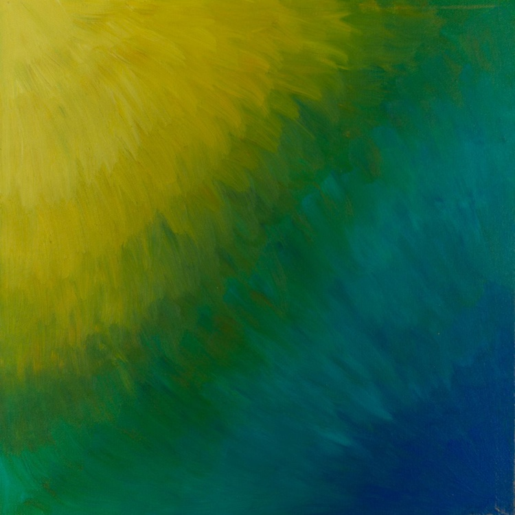 Blending Yellow and Jade - Image 0