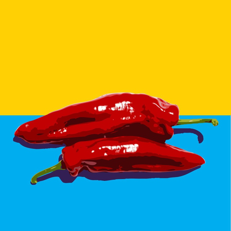 POINTED RED PEPPERS#2 - Image 0