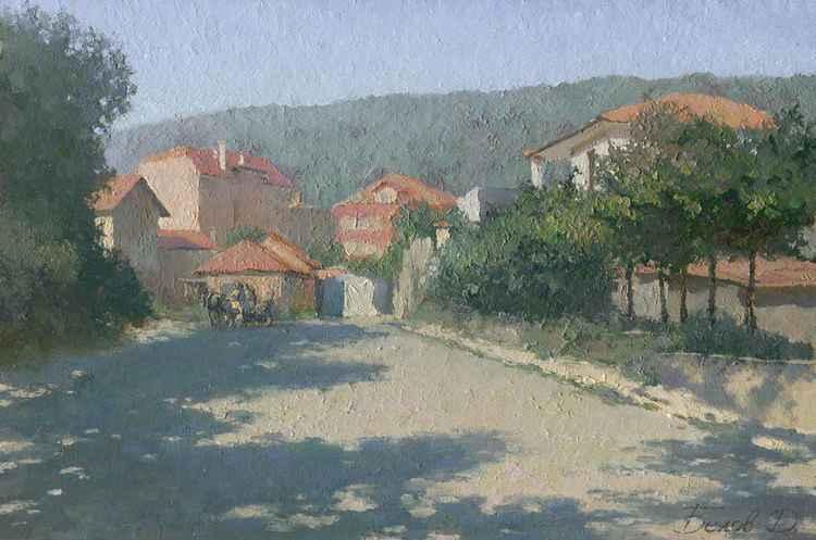Street in Obzor