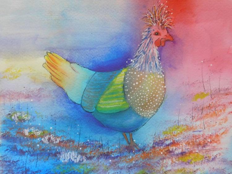 Rainbow Chicken - Image 0