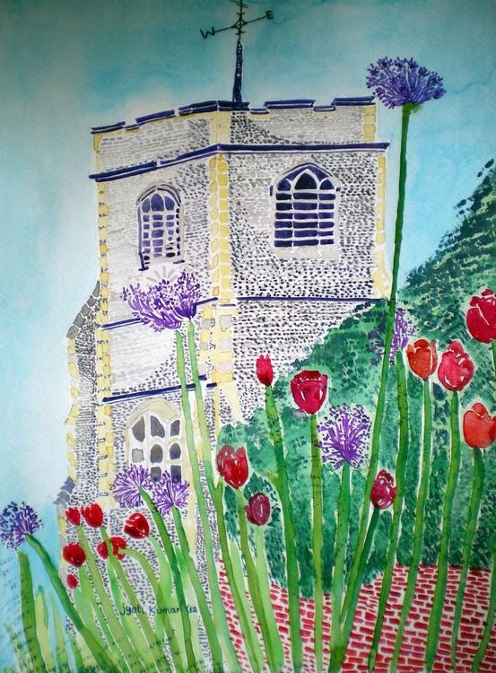 Leatherhead Parish Church - Image 0