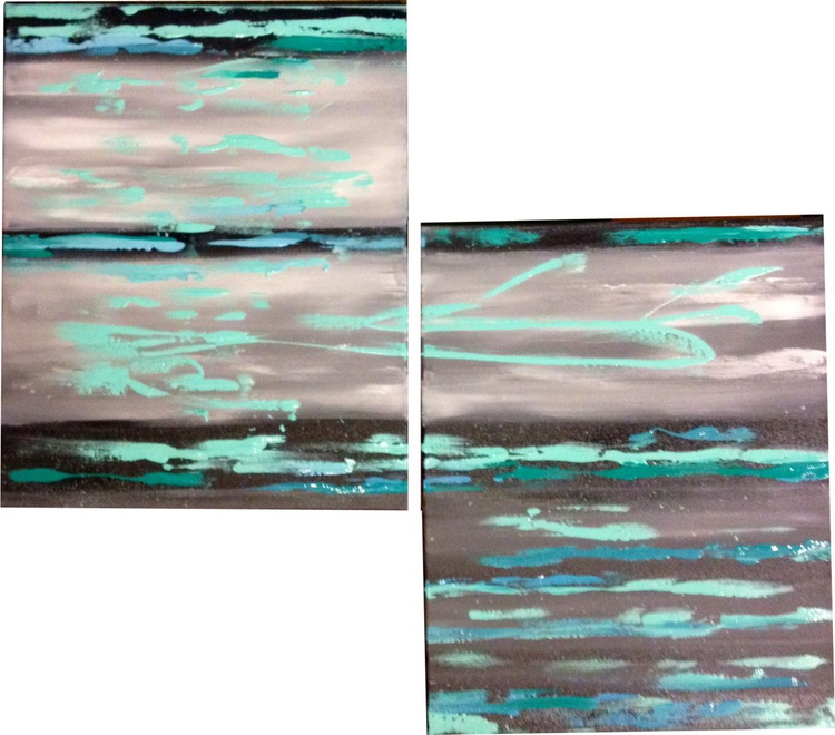 Turquoise Winds - (Reduced) - Image 0