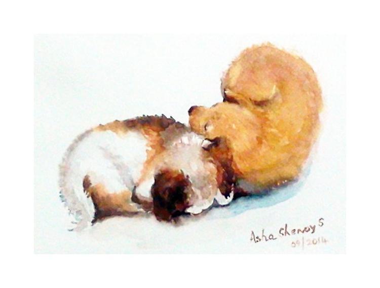 The Cuddle - Image 0