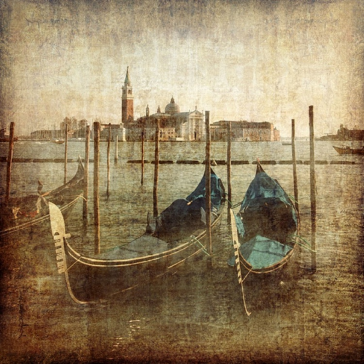 Venice in gold - Image 0