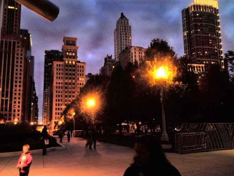 Millennium Park Chicago -