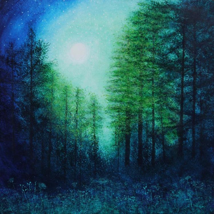 Moonlit Forest - Image 0