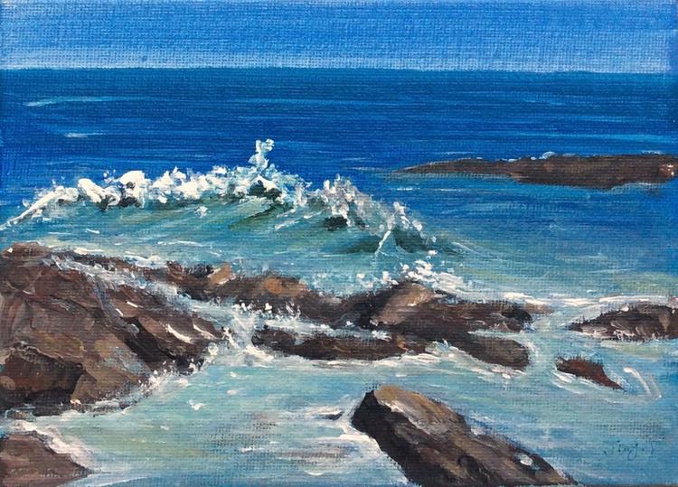 blue sea - Image 0