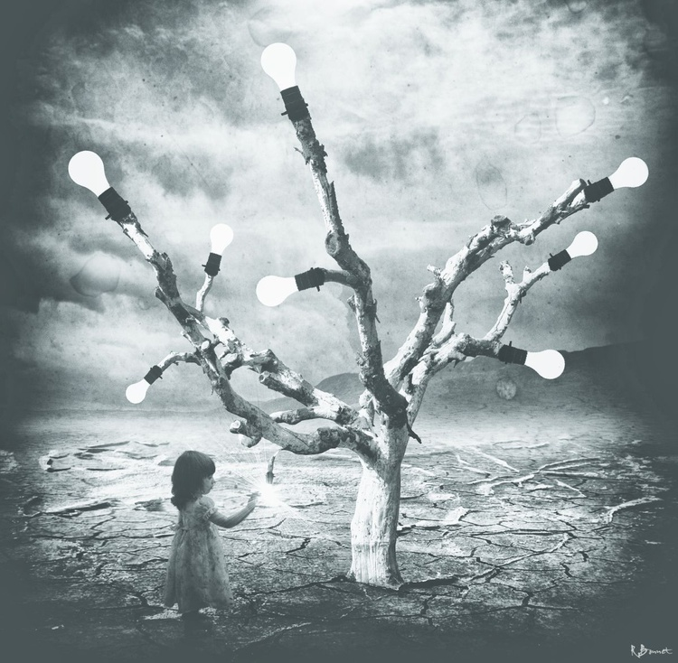 The Idea Tree - Limited Edition of 10 - Image 0