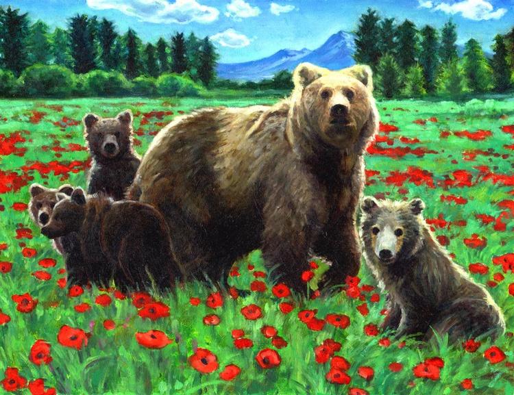 Bear Family - Image 0
