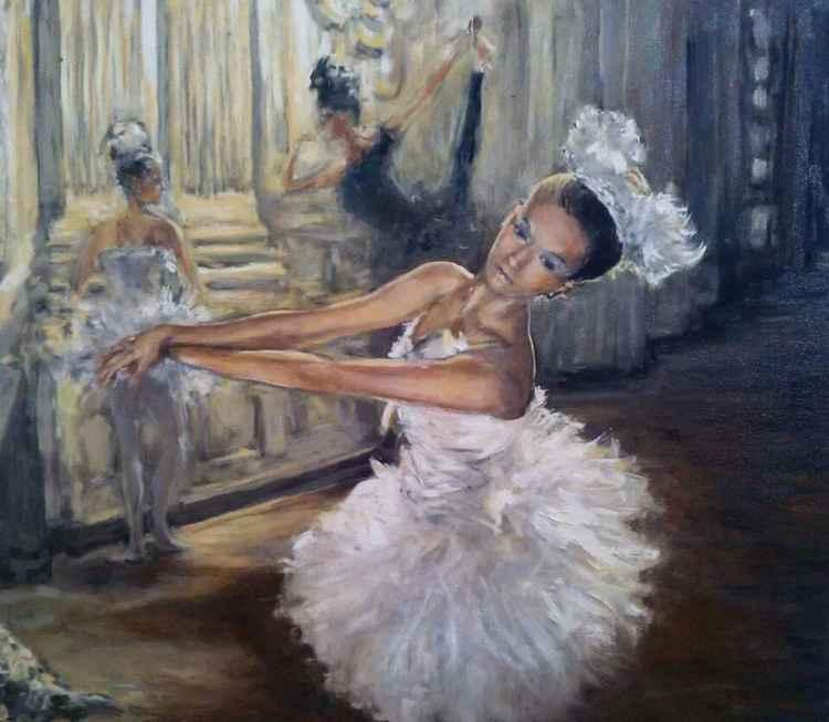 ballet lesson -