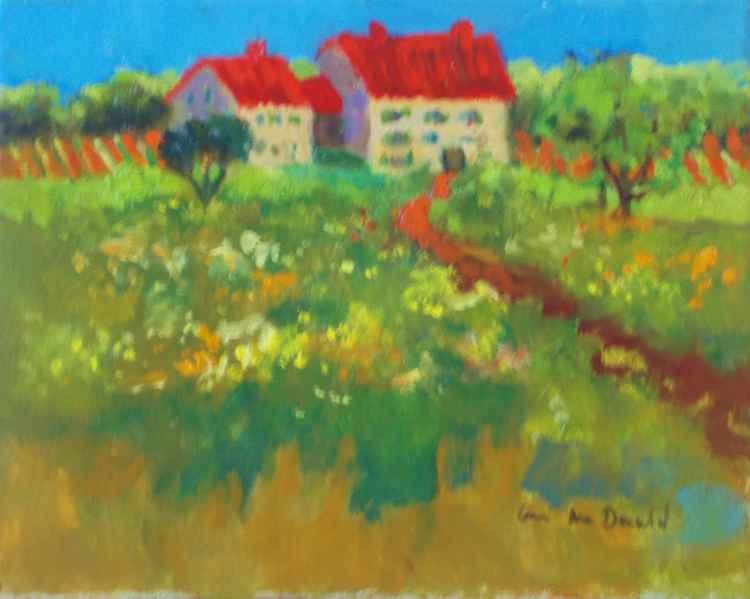Provencal Farm House