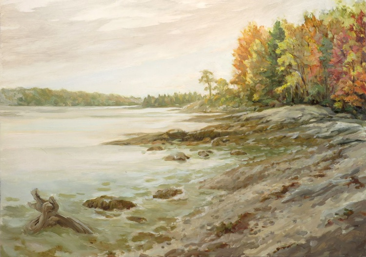 Seaview Way Fall Colors - Image 0