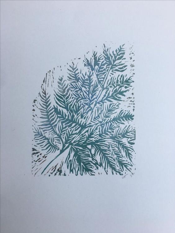 Winter Fern - Image 0