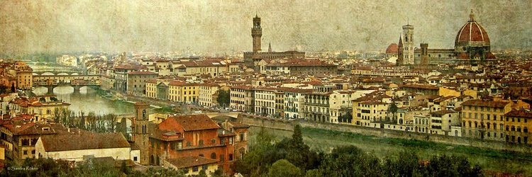 View over Florence - Image 0