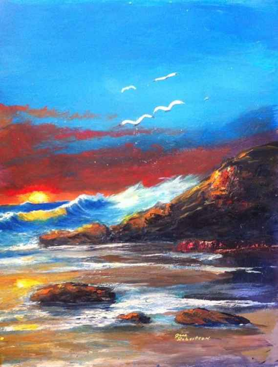 Waves of Glory -