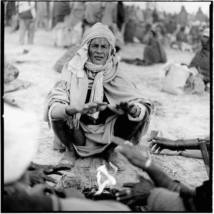 Pilgram in India -