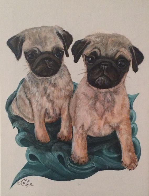 Pug puppies - Image 0