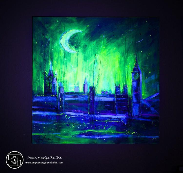 London III-  GLOW IN THE DARK - Image 0