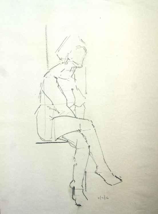 Life Drawing No 26