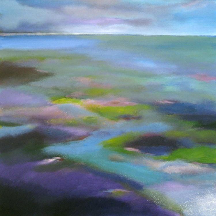The coast touching the sea - Image 0
