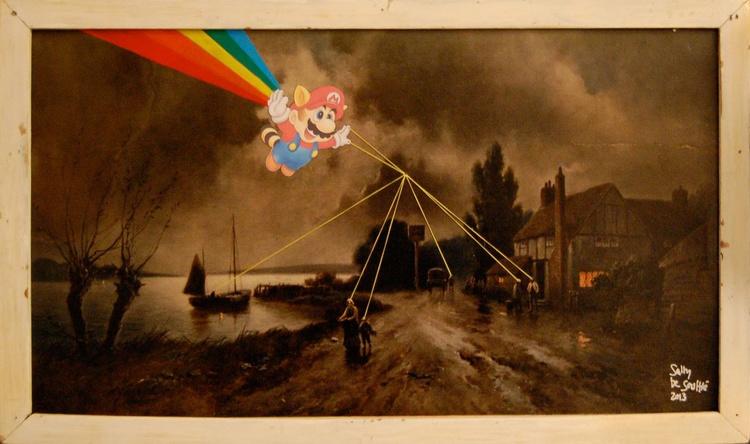 Super Mario Puppetmaster - Image 0