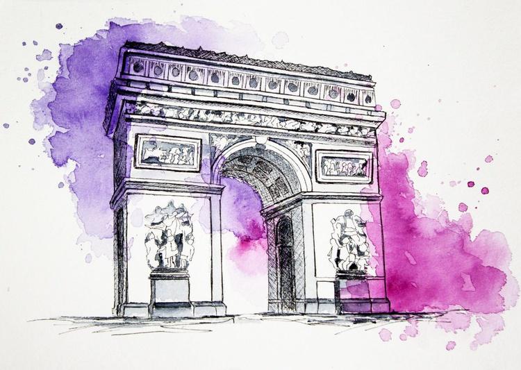 Arc-de-Triomphe - Image 0