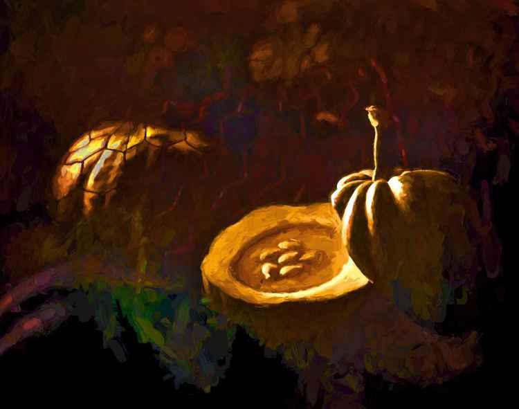 Pumpkin Soup -