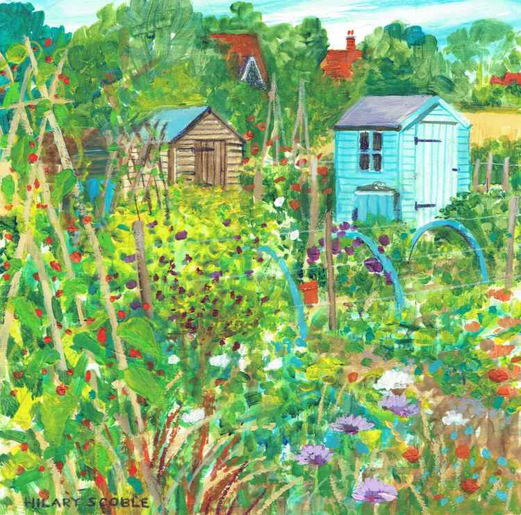 Summer Allotments, Eaton Lands