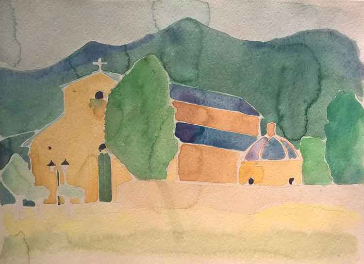 Mallorca Church (1) -