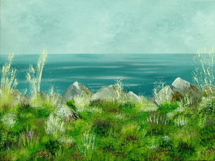Purple Coastline - Image 0