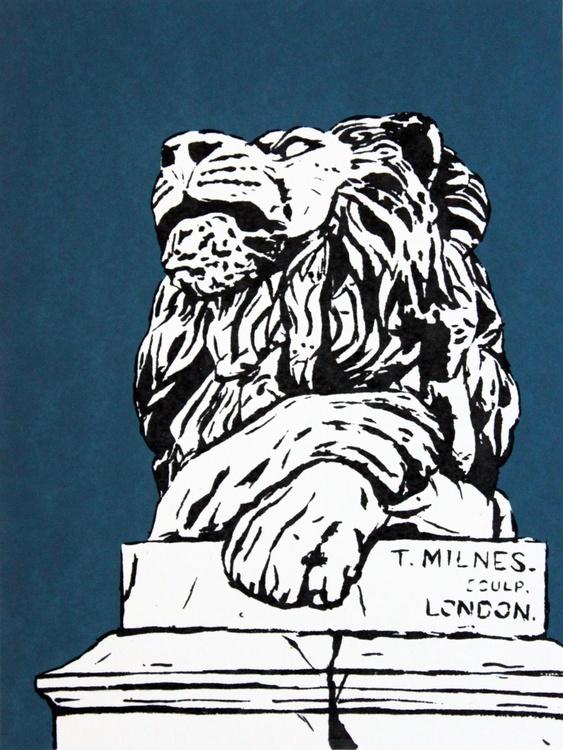 Vigilance, Saltaire Lion - Image 0