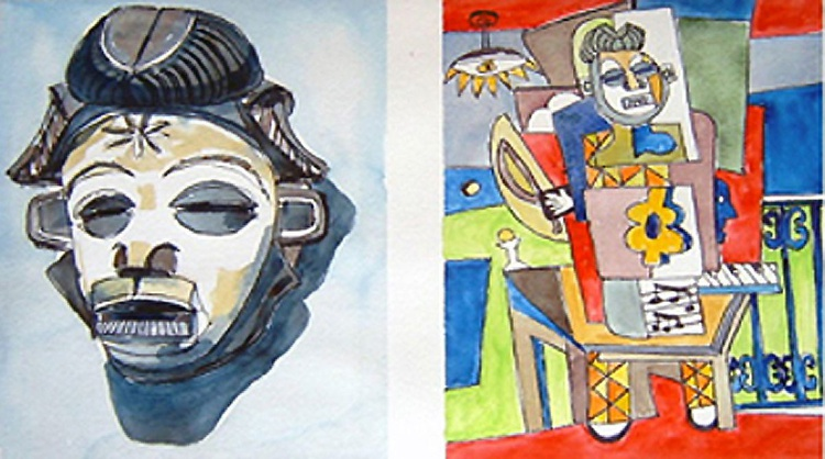 HOMAGE TO PICASSO - Image 0