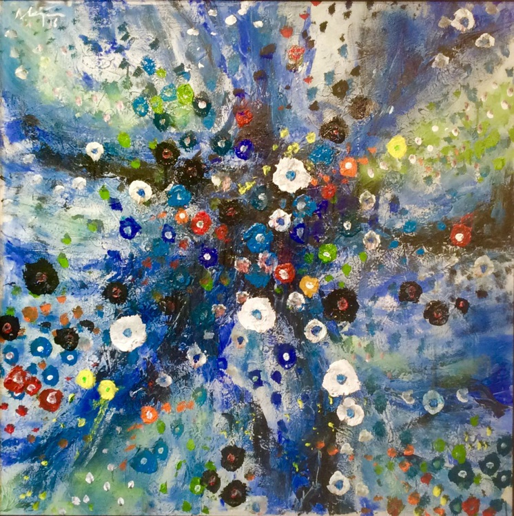Ocean of flowers VII - Image 0