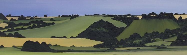 View across towards Letcombe Regis - Image 0