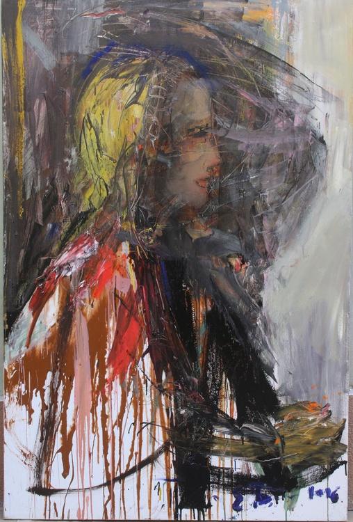Woman portrait II - Image 0