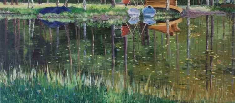 Mystery Lake II -