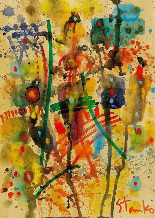 Rainy sketches(on jazz)-II -