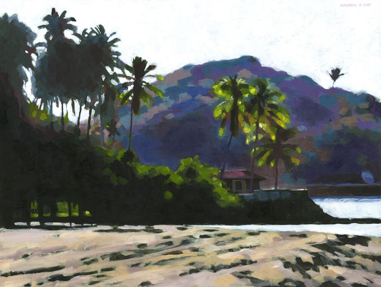 Late Afternoon at Quimixto - Image 0