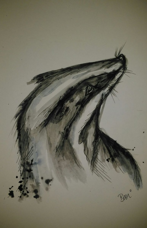 The Badger: Pensive - Image 0