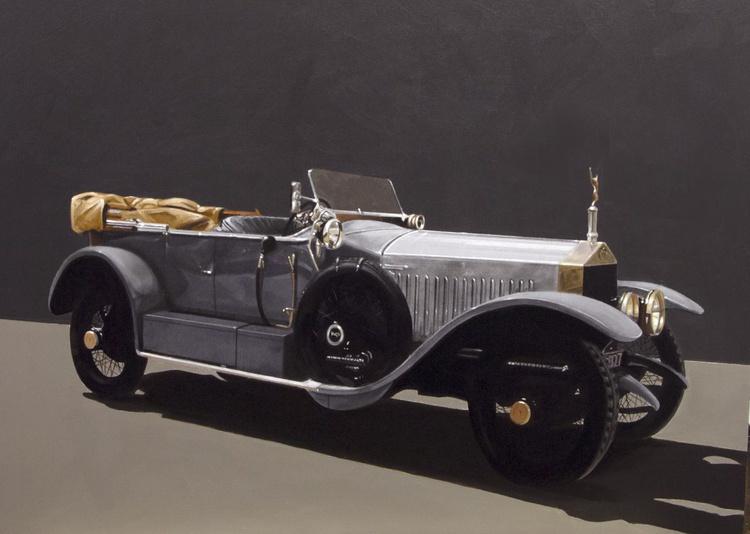 Rolls Royce silver ghost - Image 0